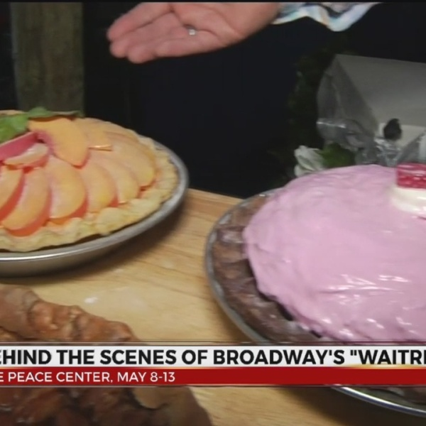 Behind the Scenes of Waitress The Musical