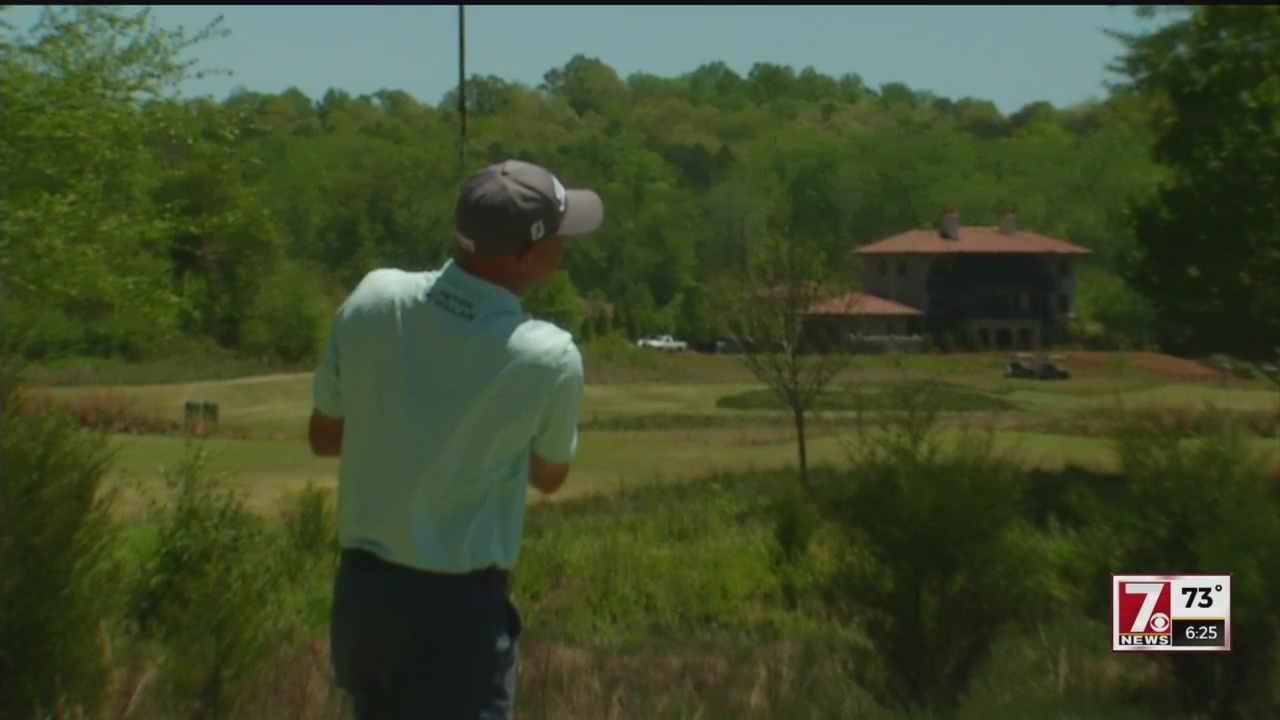 Bill Haas Holds Annual Charity Event