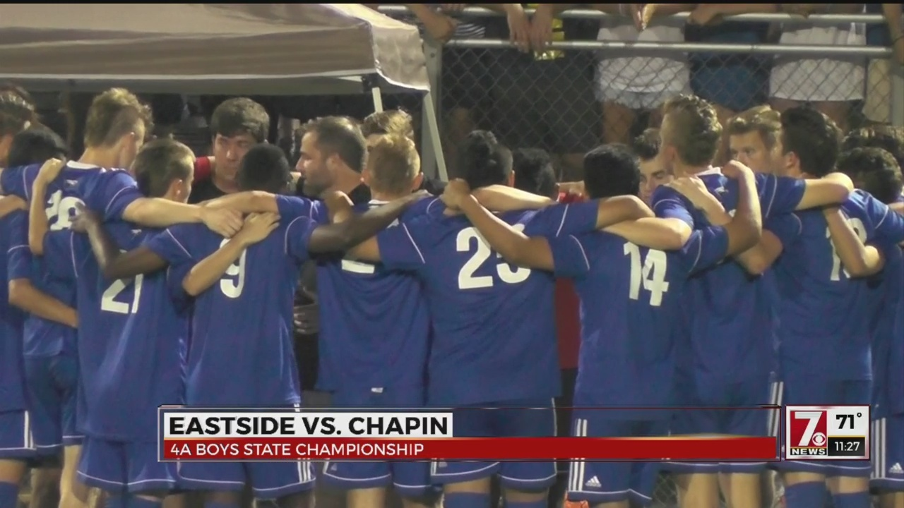 Four Area High Schools Come Up Short in Quest to Win Soccer State Titles