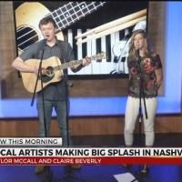 Greenville Musicians Making Splash in Nashville