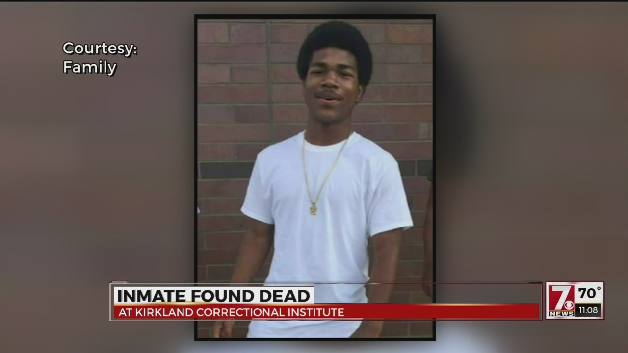 SC inmate death has Upstate family wanting answers