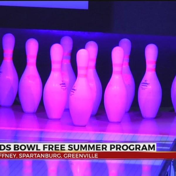 Kids Bowl Free Program Now in Greenville