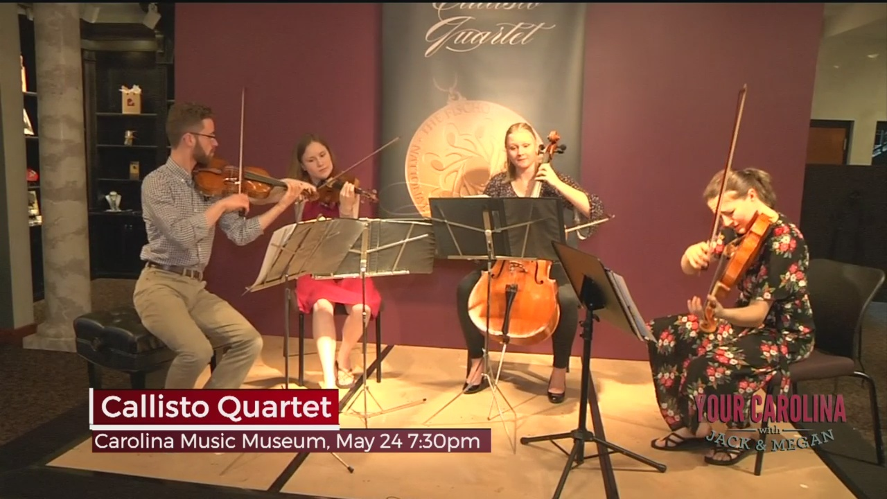 National Chamber Music Champions Performing in Greenville