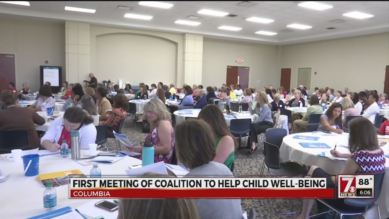 New coalition forms to fight impact of poverty on SC children