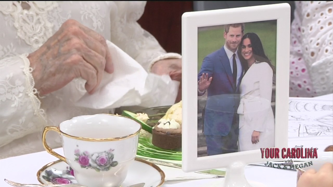 Royal Wedding Fanatics Celebrate with Tea Party in Polk County