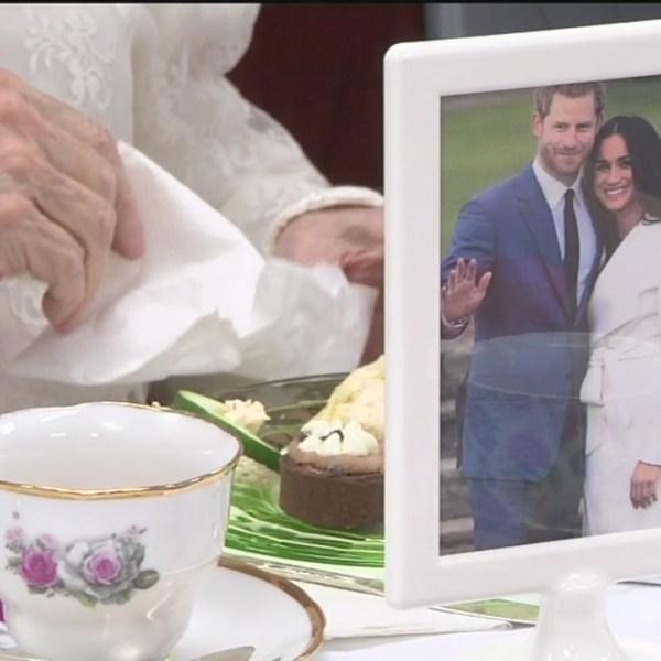 Royal Wedding Fanatics Celebrate with Tea Party in Polk County