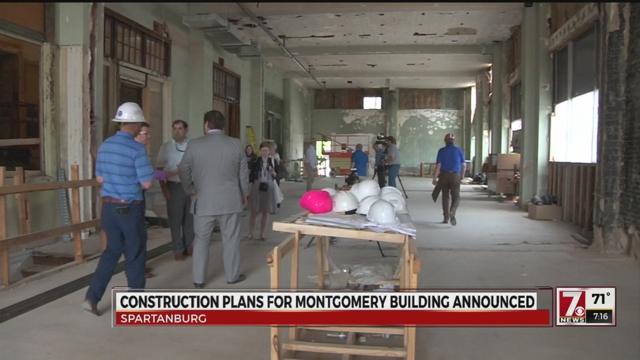 Sidewall Pizza, Little River Coffee Bar and More Coming to Montgomery Building