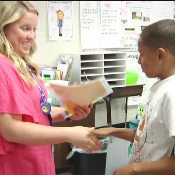 Teacher Spotlight: Mrs. Jung at Welcome Elementary