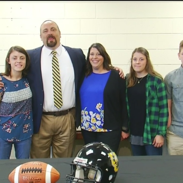 Thompson Introduced At Union County