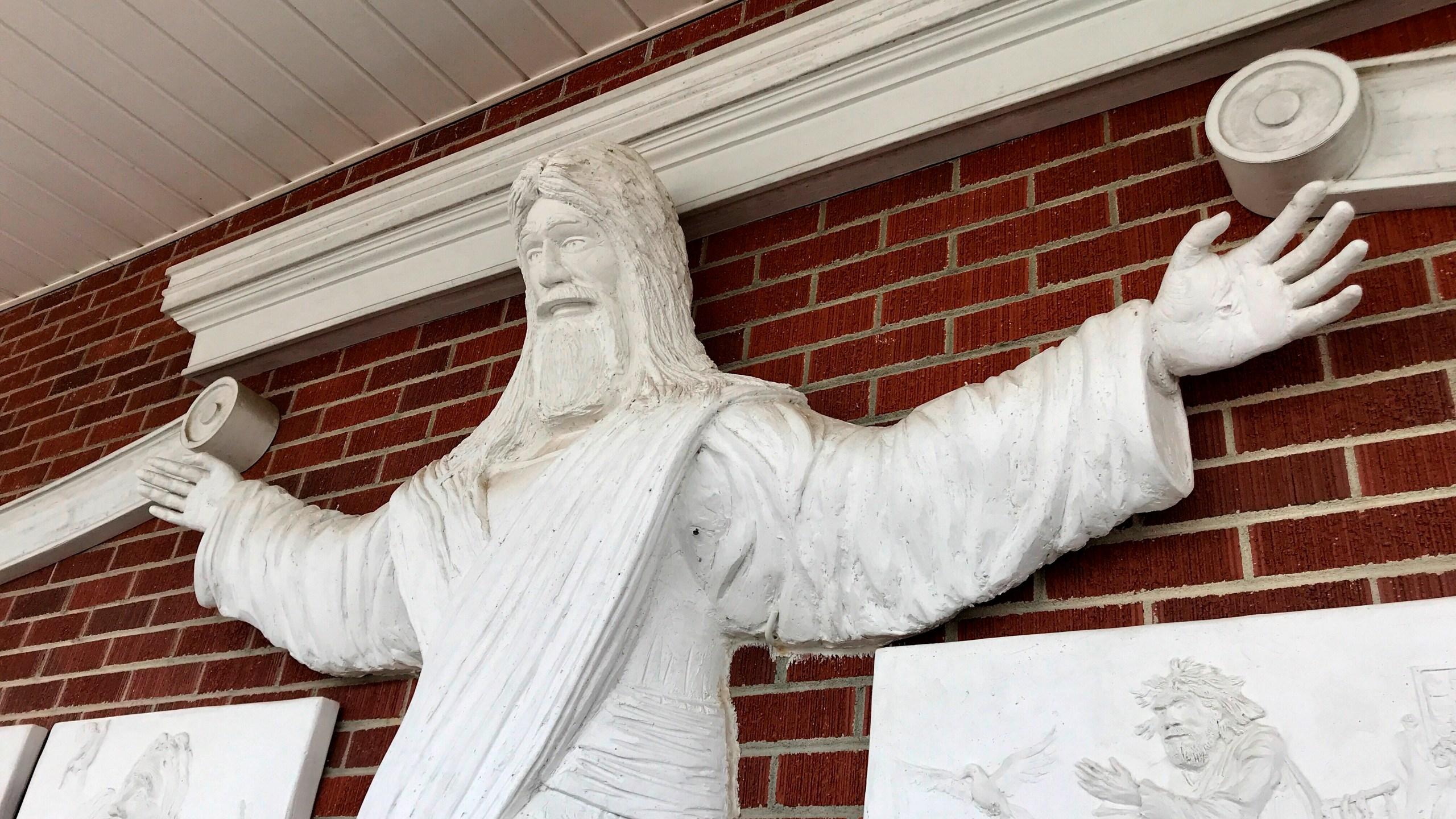 Baptist Church Catholic Jesus_1527763608697