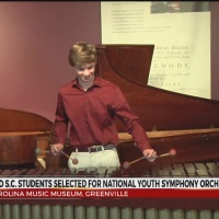 Fine Arts Center Students On Tour with National Youth Symphony Orchestra