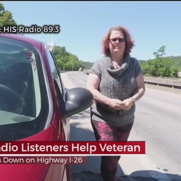 HIS Radio Listeners Help Stranded Asheville Veteran