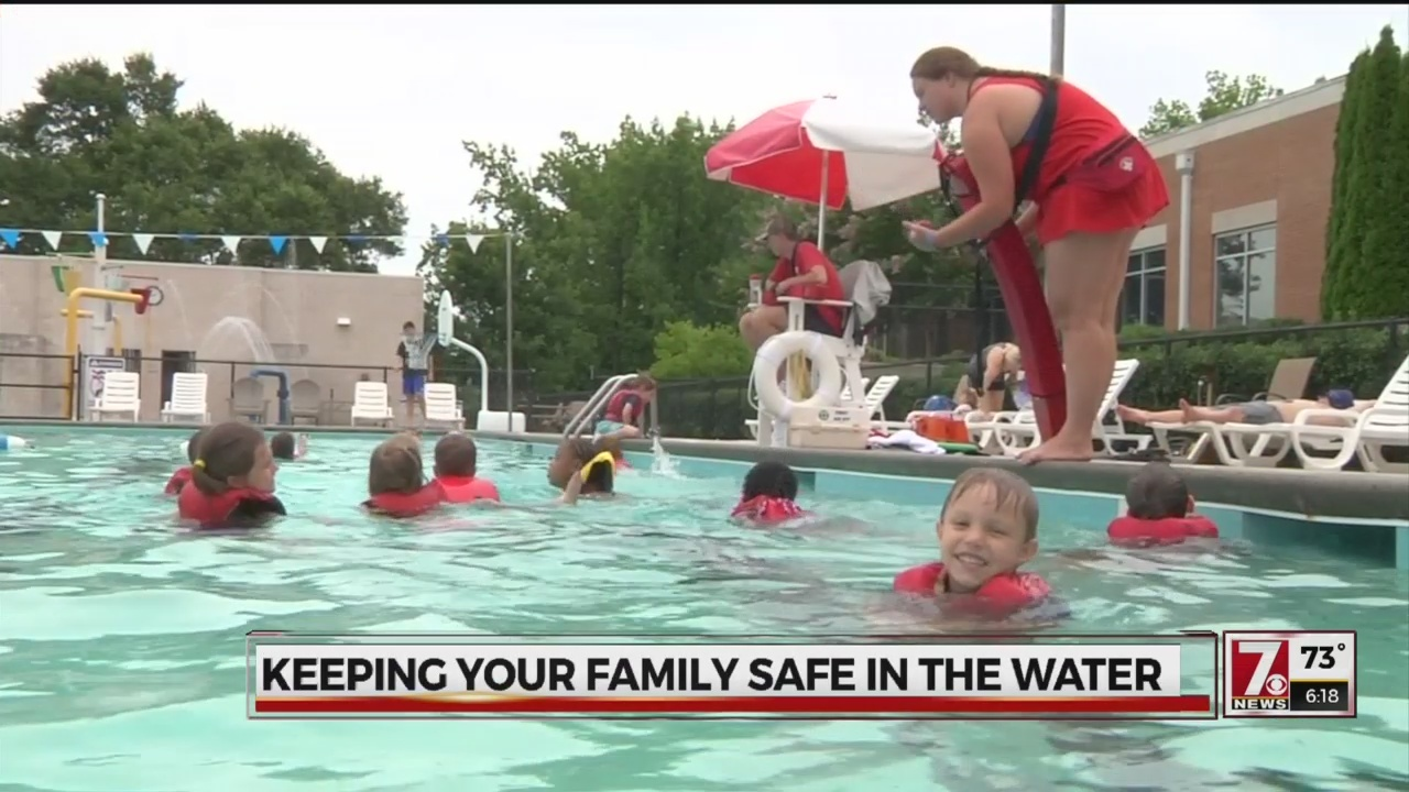 Water safety tips for holiday weekend with YMCA