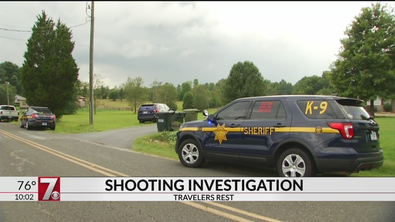 1 injured in shooting in Greenville Co.