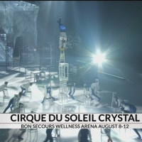 Cirque Du Soleil performers preview show coming to Greenville