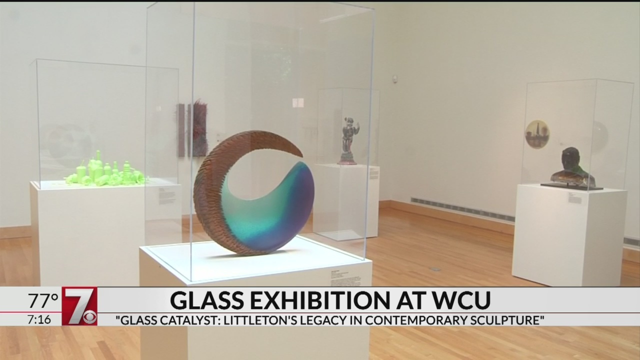 Glass Exhibition at WCU Celebrates Glass Art