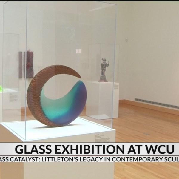 Glass Exhibition at WCU Celebrates Glass Art