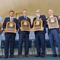 Hall of Fame baseball AP