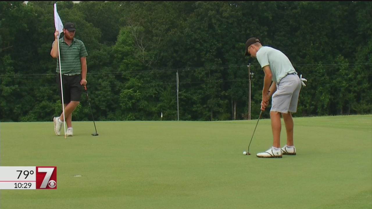 Jordan Warnock Leads Spartanburg County Amateur By One Shot Through 36 Holes