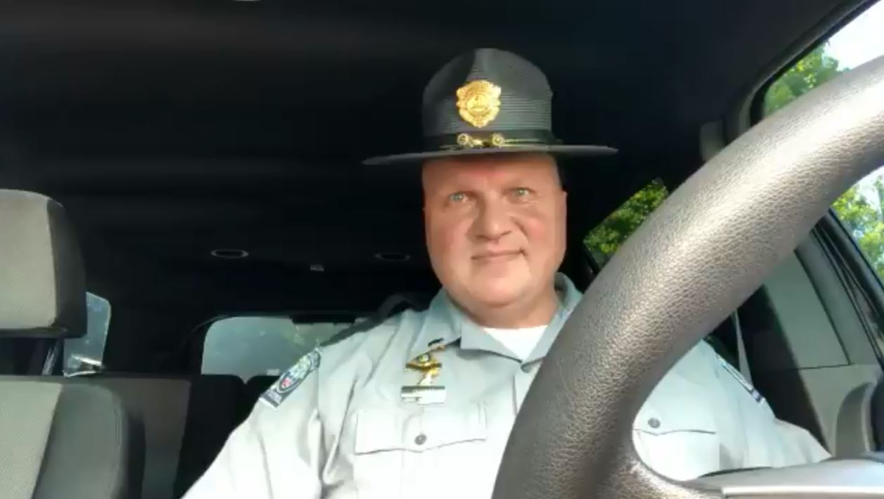 Trooper Bob Lip Sync Video