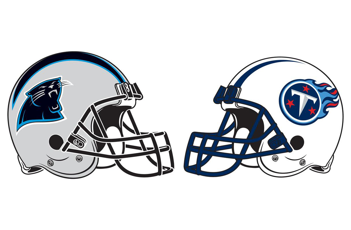 Carolina Panthers vs Tennessee Titans_87010