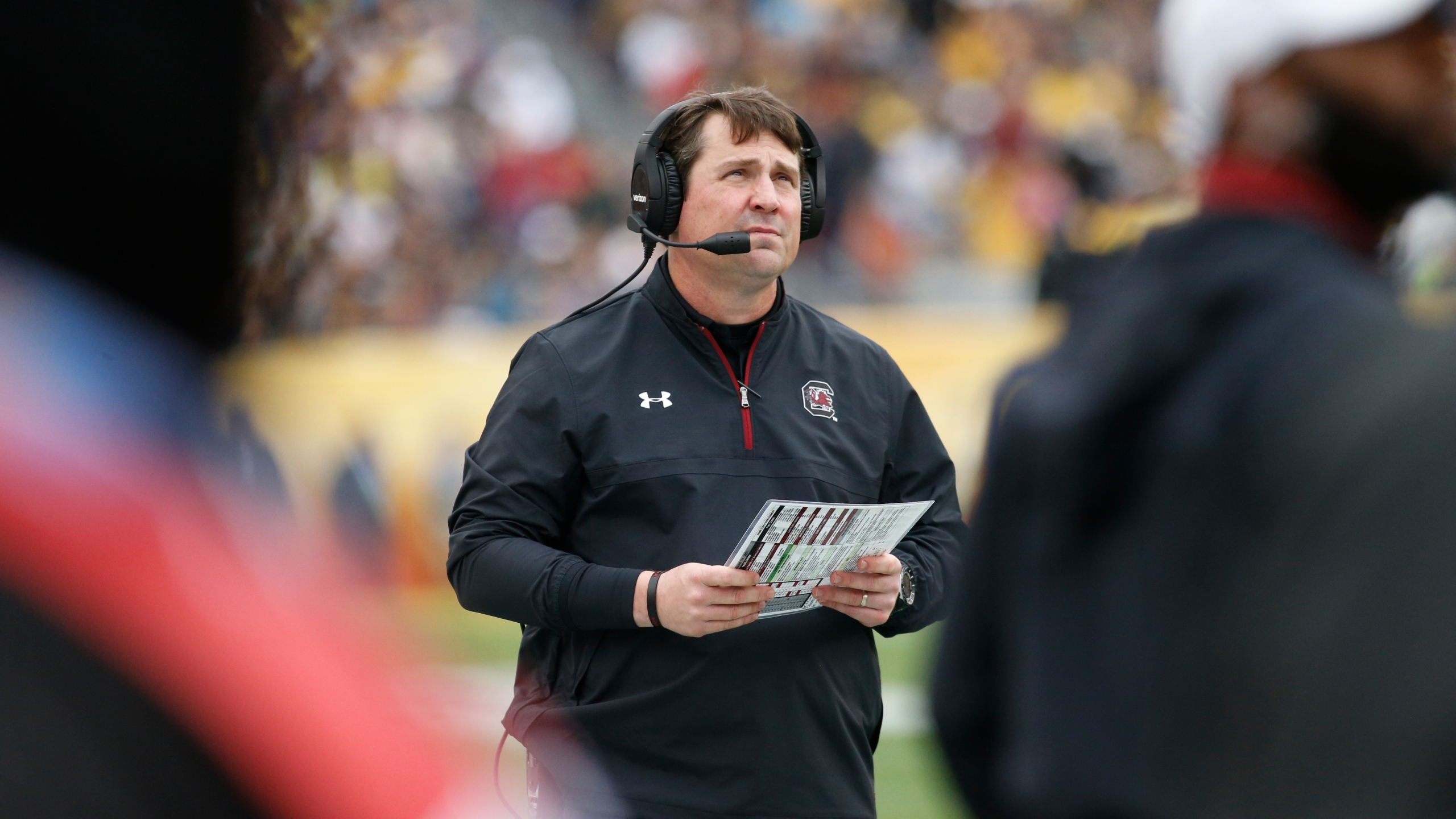 Will Muschamp Getty Images 98915174_1534732066880