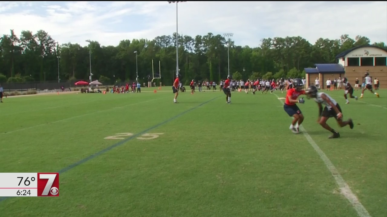High School Red Zone: Chapman Panthers
