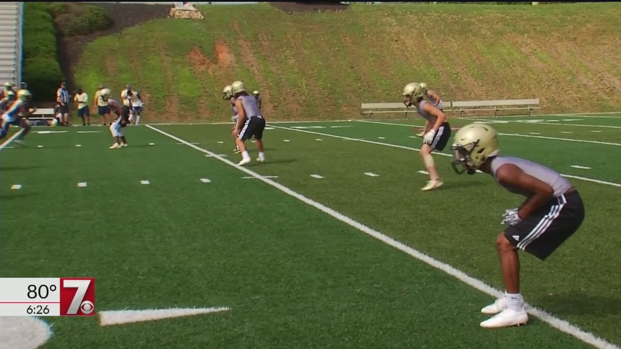 High School Red Zone: Greer Yellow Jackets