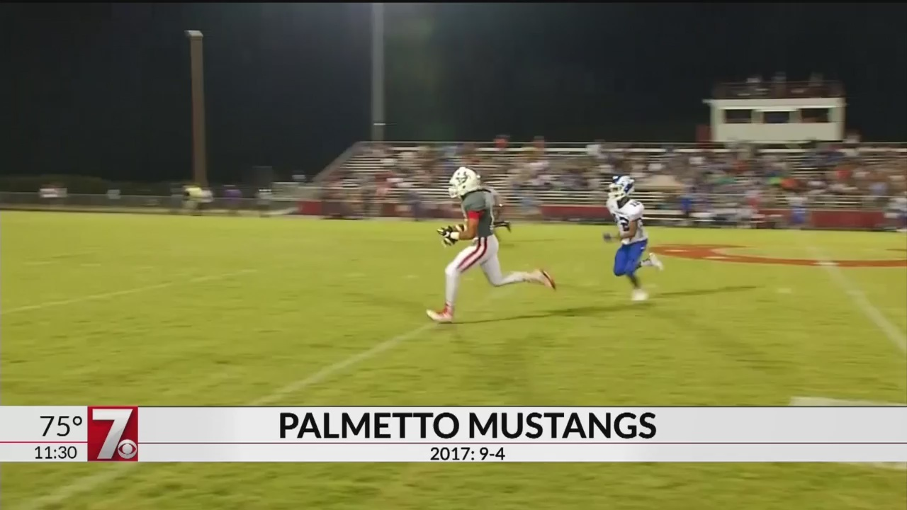High School Red Zone: Palmetto Mustangs