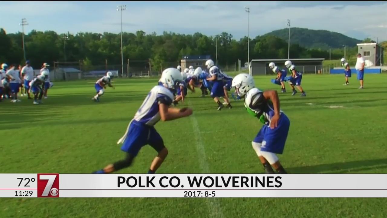 High School Red Zone: Polk Co. Wolverines
