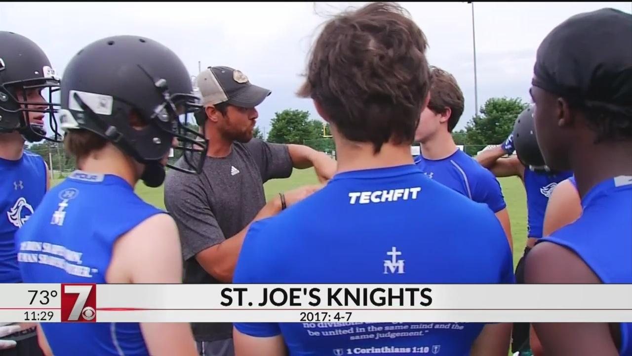 High School Red Zone: St. Joe's Knights