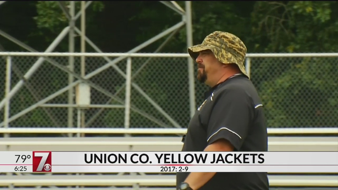 High School Red Zone: Union Co. Yellow Jackets