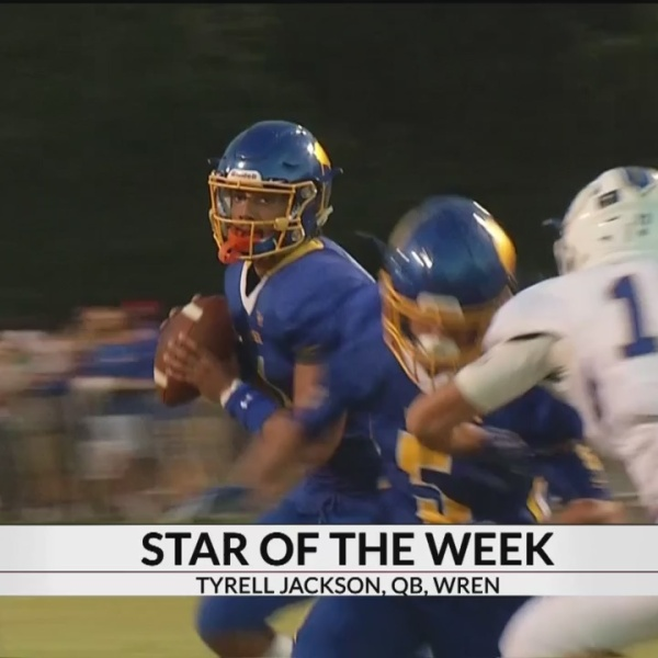 Star Of The Week: Tyrell Jackson, QB, Wren