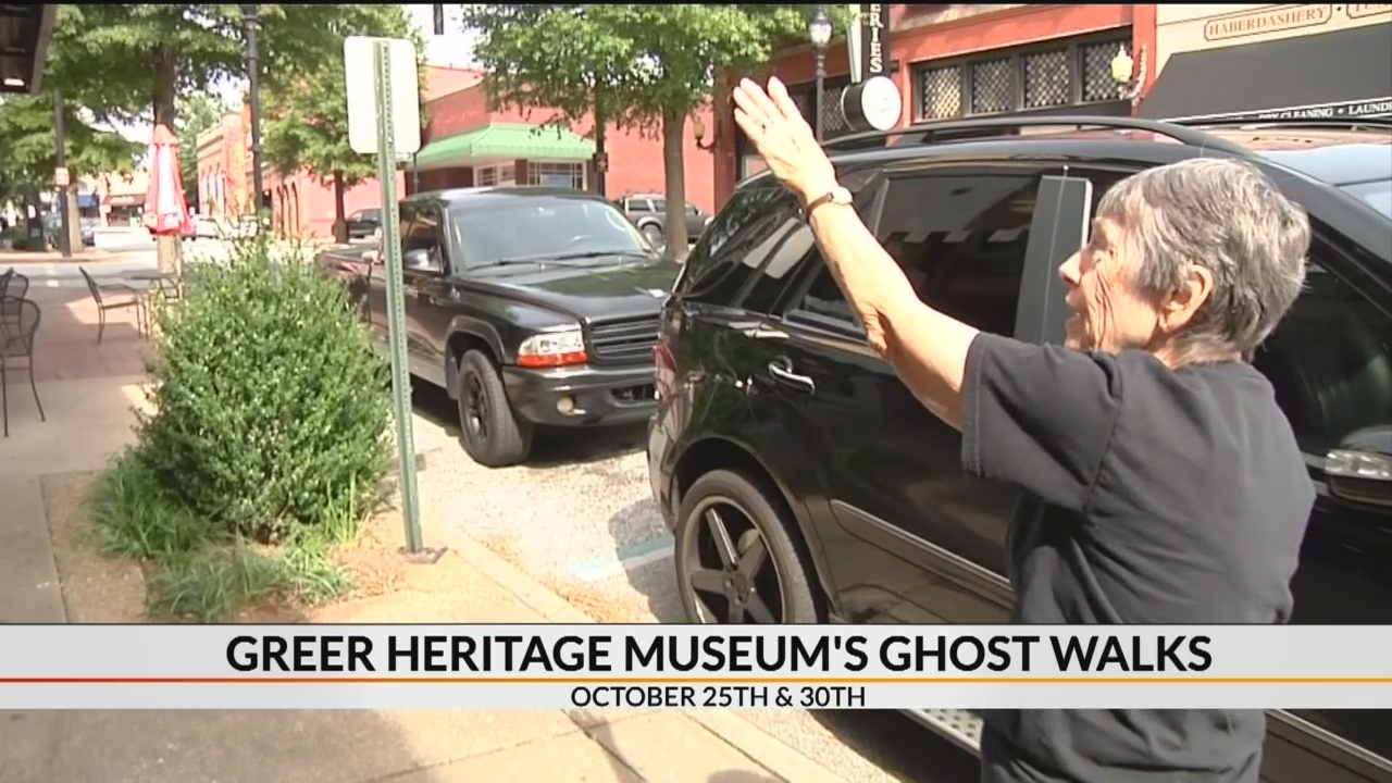Greer museum sharing towns ghostly past