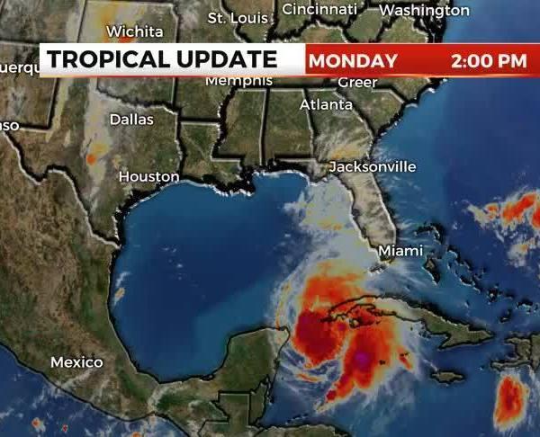 Hurricane Michael update 10/8 2 p.m.