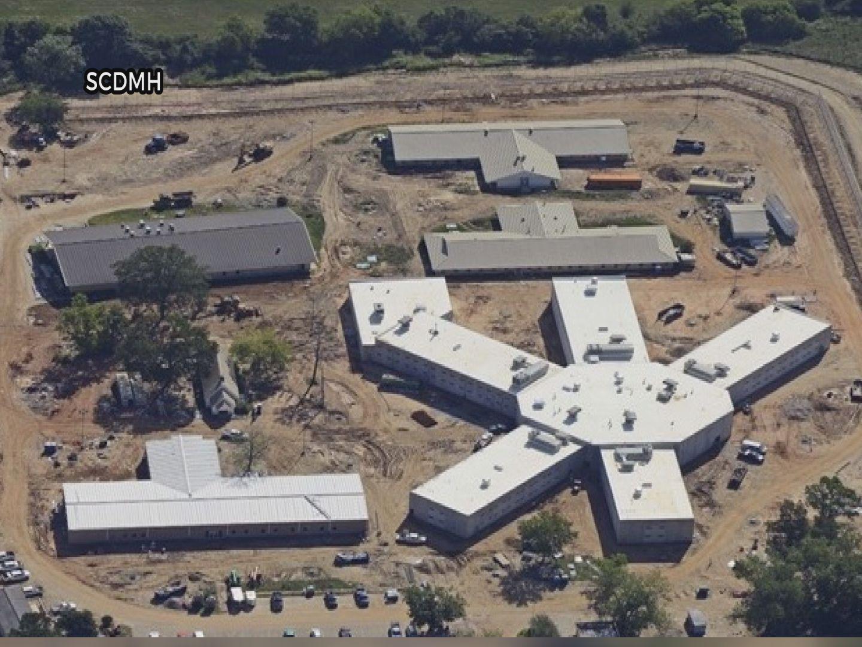New facility for sexual predators