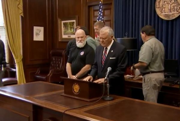 TS Michael update with GA Gov. Deal