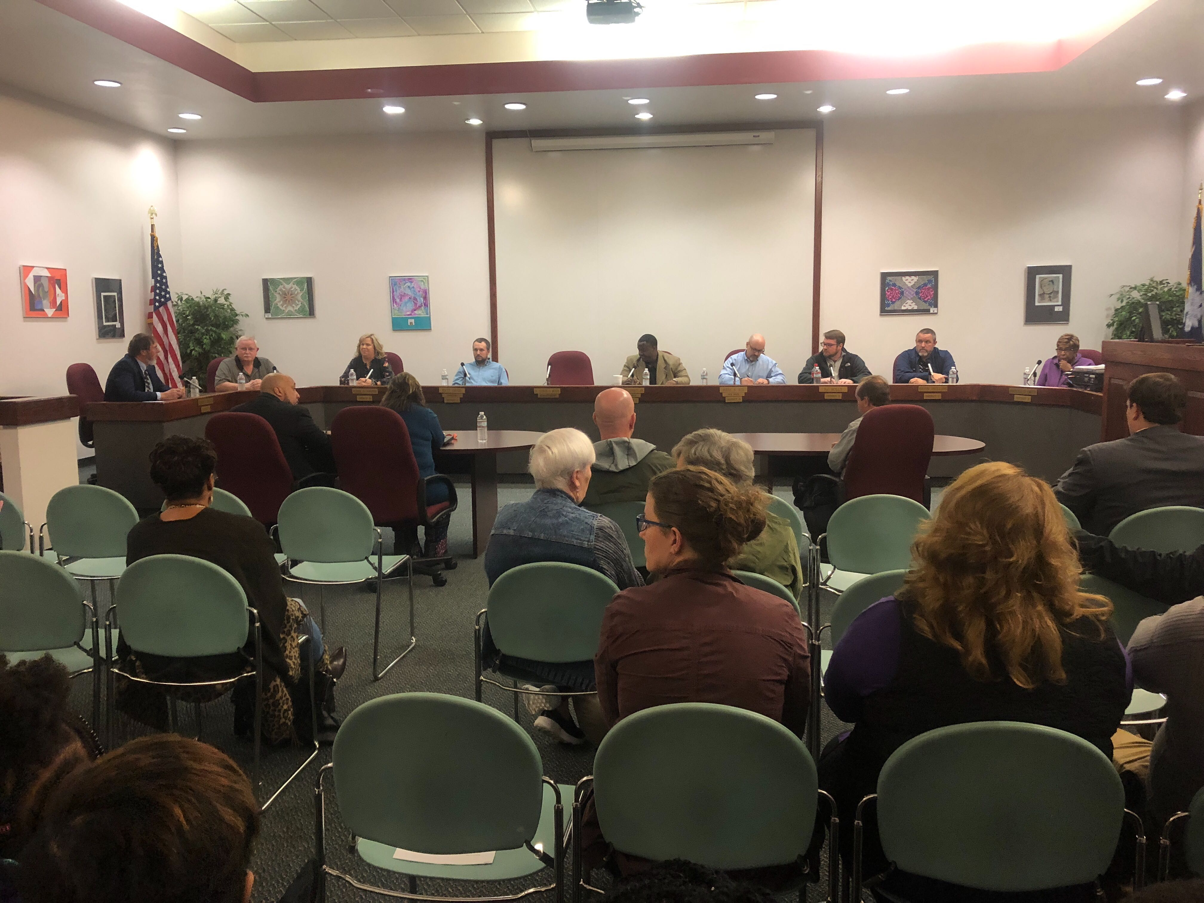 Cherokee Co  School superintendent placed on administrative