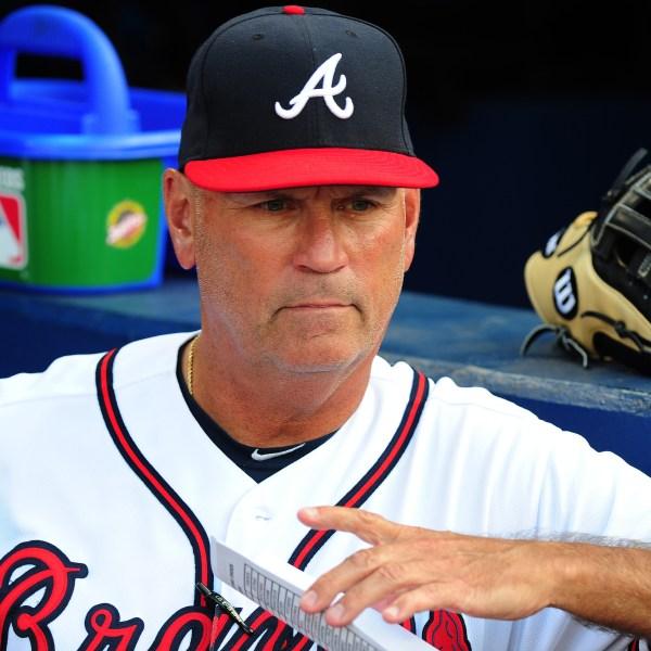 Brian Snitker Atlanta Braves