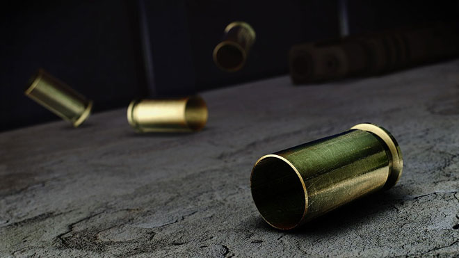 Bullet Shell Casing Shooting Generic