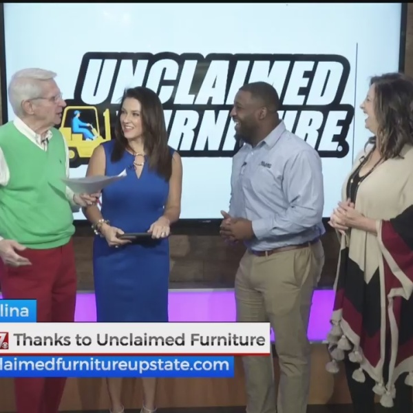Caring for the Carolinas: Unclaimed Furniture