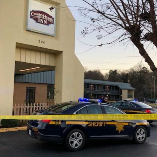 Country Hearth Inn and Suites shooting