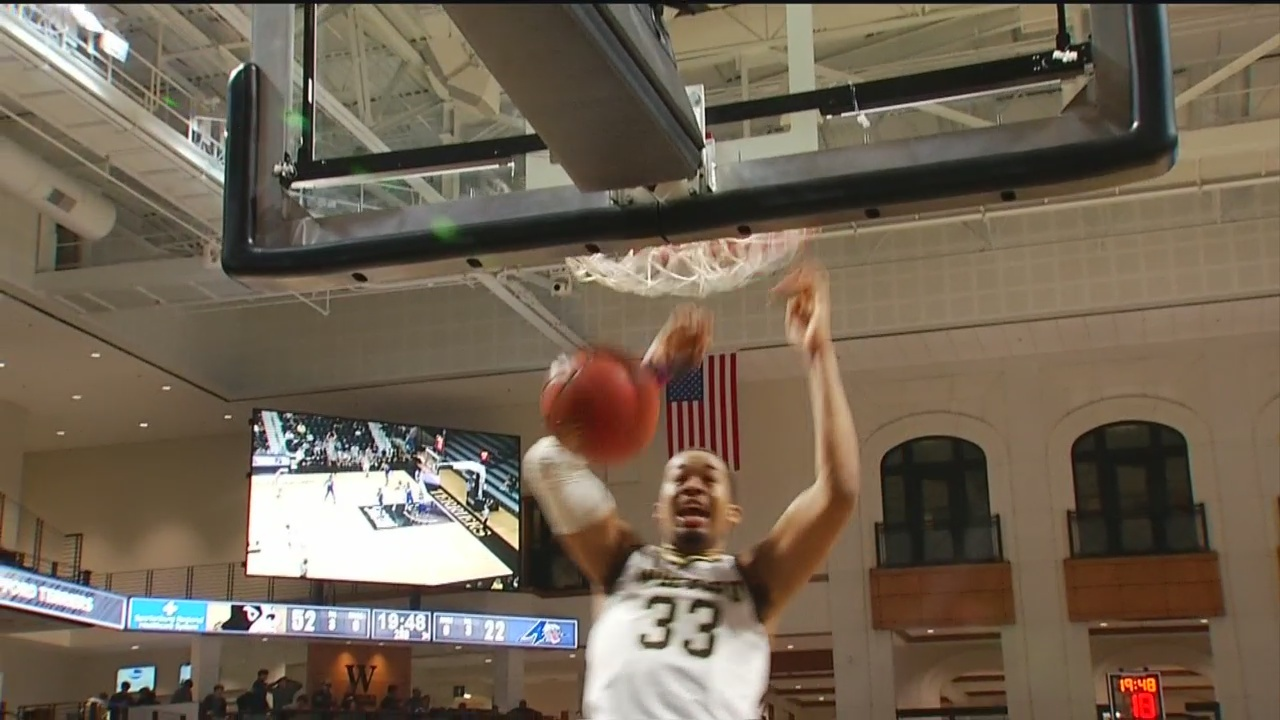 Wofford Blows Past UNCA, 92-49