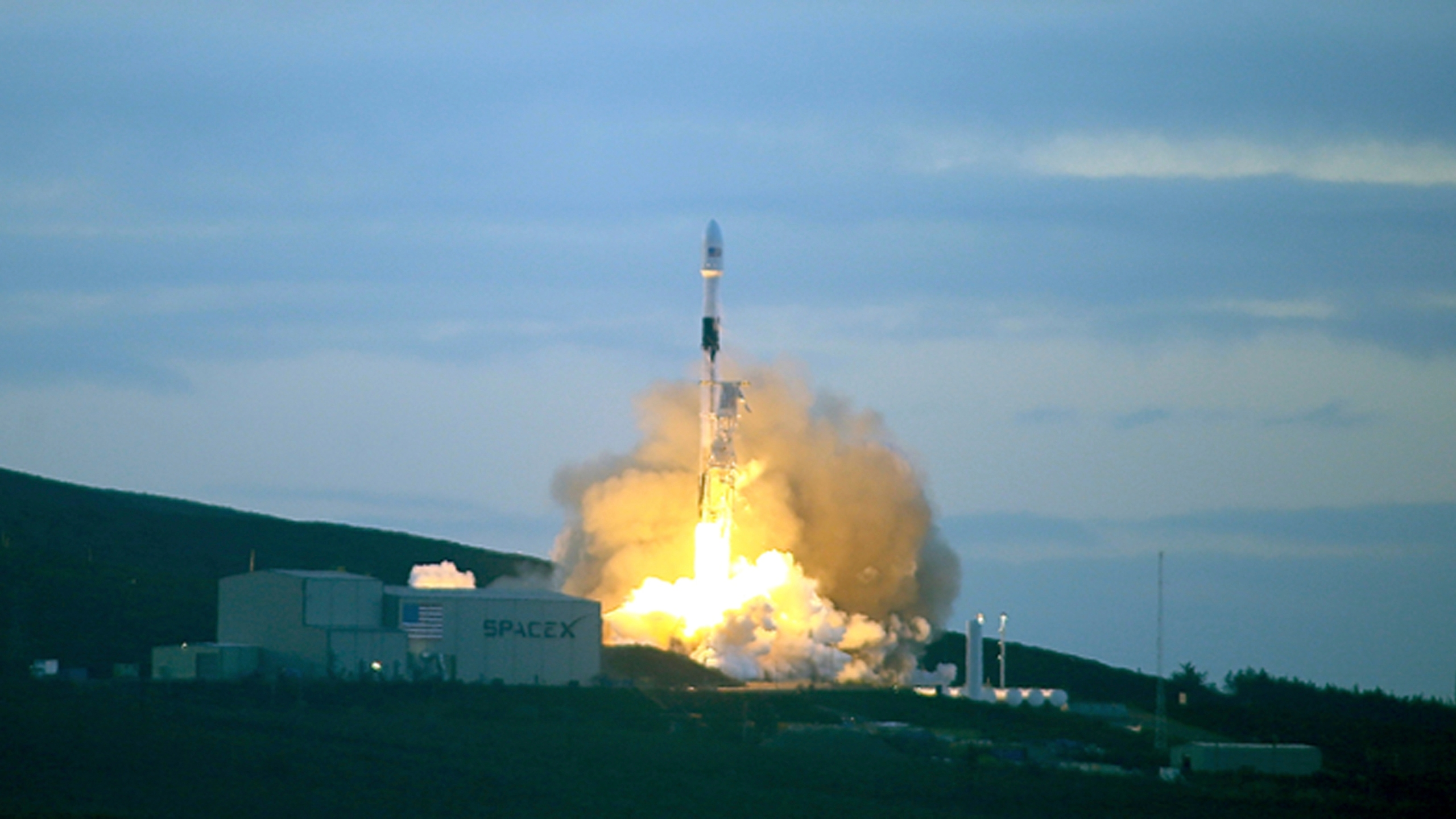 SpaceX Iridium Launch _1547263490642