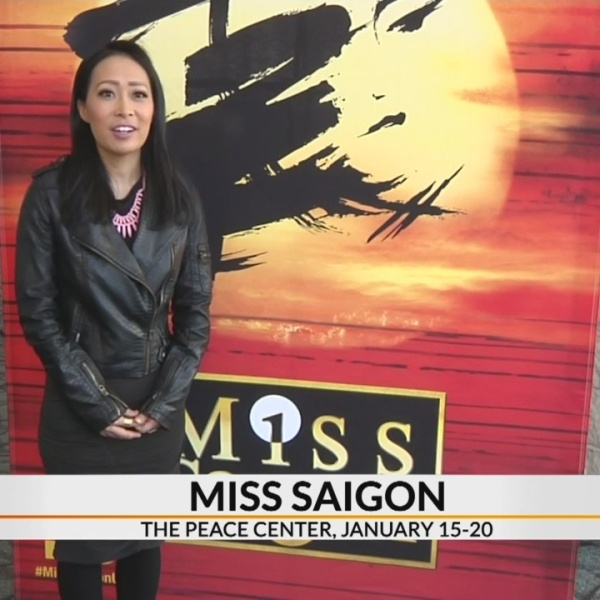 Miss Saigon cast member shares real life stories connected to show's plot