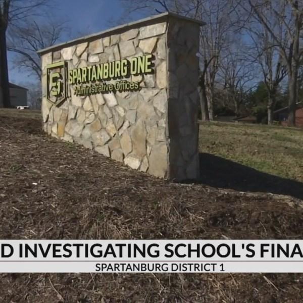 SLED investigating finances at Spartanburg Co. School Dist. 1
