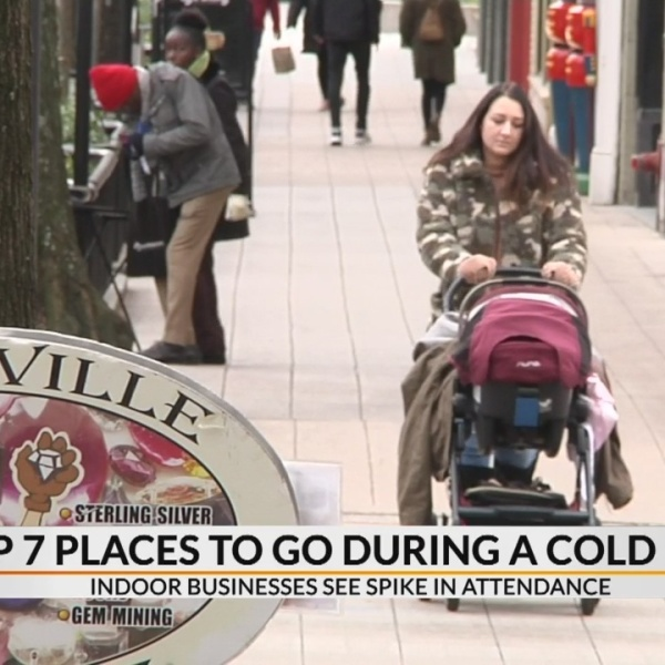 Top 7 Places to Go in a Cold Snap