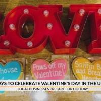 7 ways to celebrate Valentine's Day in the Carolinas