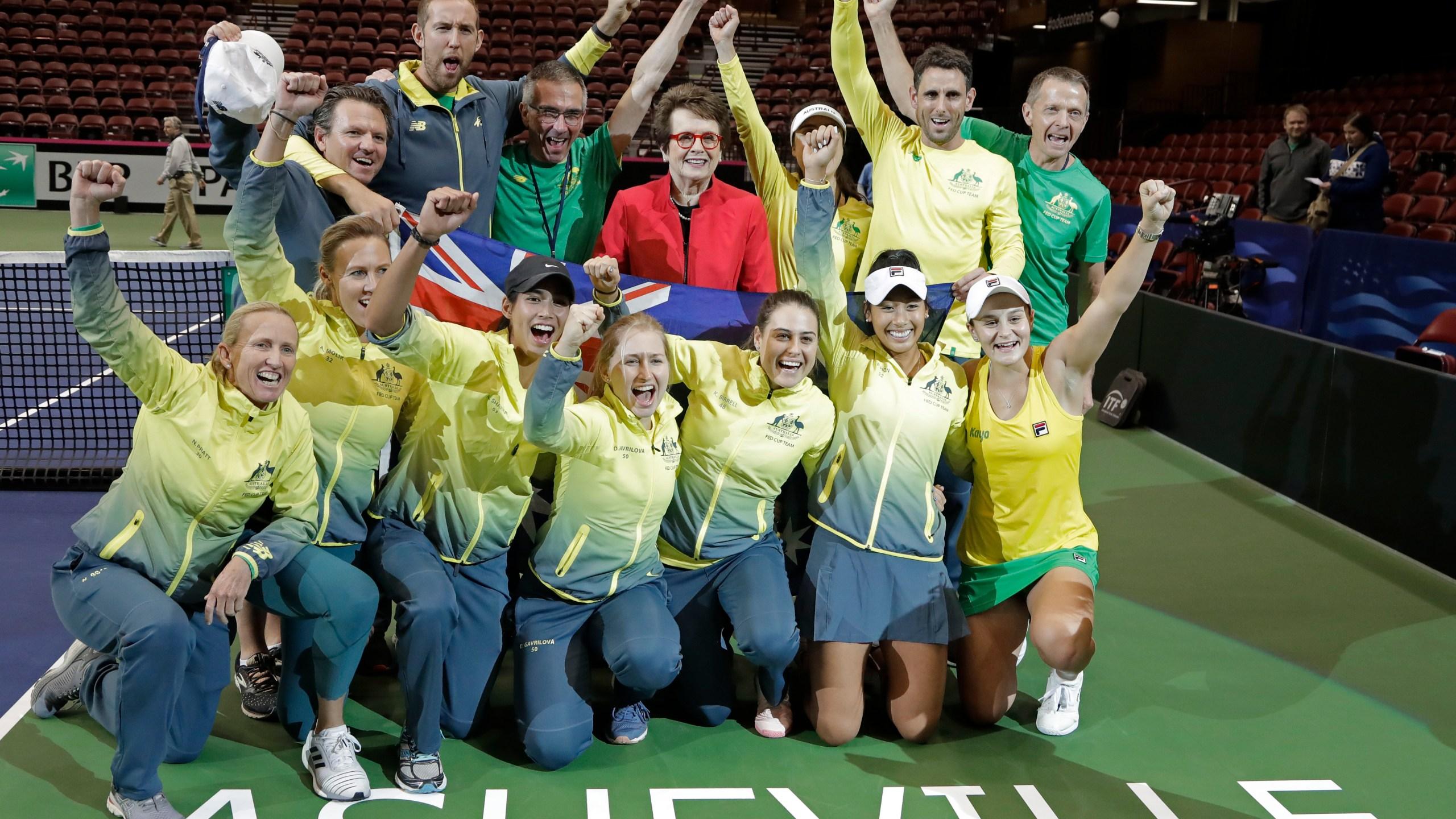 Fed Cup Australia US Tennis_1549854131424