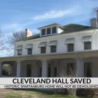 Cleveland Hall Saved